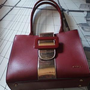 LANI Burgundy bag